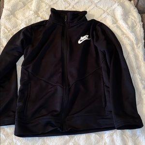 Nike Zip Up Size Medium